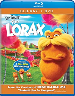 Dr. Seuss': The Lorax