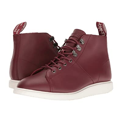 Dr. Martens Torrington Monkey Boot (Cherry Red Softy T) Lace-up Boots