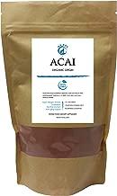 Natural Acai Berry Juice Powder 1lb (16 Oz)- Super Antioxidant Cleanse- All Potent Health Juice-From Organic Origin