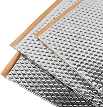 Noico 80 mil 36 sqft car Sound deadening mat, Butyl Automotive Sound Deadener, Audio..