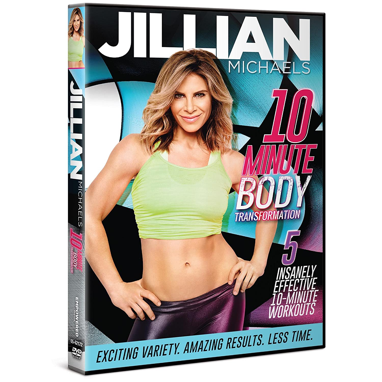 Ultra-Cheap Deals Jillian Michaels 10-Minute Gifts Transformation Body