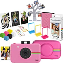 Polaroid Snap Instant Digital Camera (Pink) Gift Kit