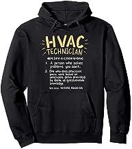 Funny HVAC Hoodie HVAC Tech Gift for Technicians & Installer