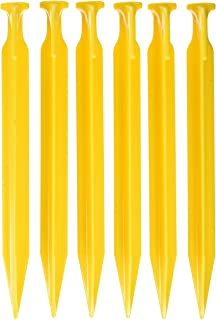 Coghlans 9309 Pack of ABS Tent Pegs