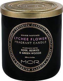 MOR Boutique Emporium Classics Lychee Flower Fragrant Candle, 390 ml
