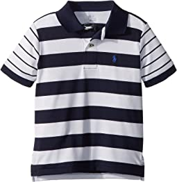 Polo Ralph Lauren Kids - Moisture-Wicking Polo Shirt (Toddler)