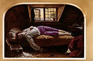 The Death of Chatterton Reduction by Henry Wallis - 18