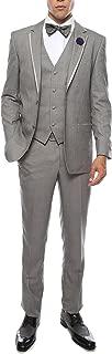 Men's Celio Slim Fit 3pc Tuxedo with Trim