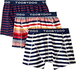 Oui Paris! 3-Pack Underwear (Infant/Toddler/Little Kids/Big Kids)