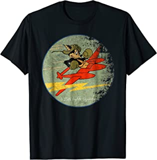 428th Fighter Squadron WWII Vintage Patch Design T-Shirt