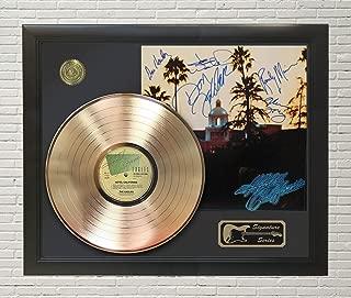 Eagles – Hotel California Framed Signature Display M4