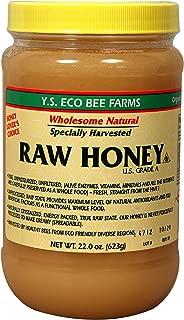 Y.S. Eco Bee Farms Raw Honey - 22 oz