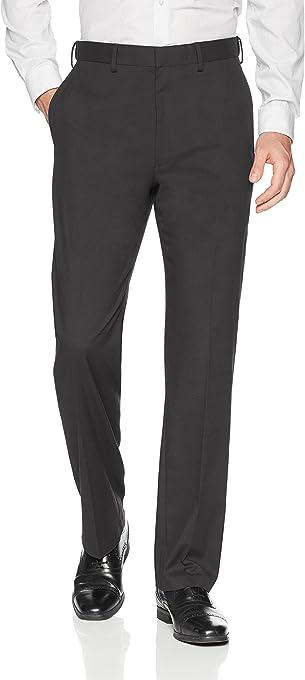 Haggar Mens HY00274 J.m Premium Check Classic Fit Suit Separate Pant Business Suit Pants Set