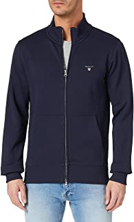 GANT Men's Original Full Zip Cardigan Sweatshirt