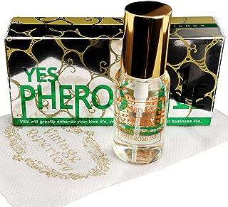 NEW Yes Pheromone Wolf Mens Perfume Pheromone Cologne Fragrance to Attract Women 0.9oz 25ml Homme Eau De Parfum Oil Spray Feromonas de Hombre