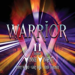 vinnie vincent warrior