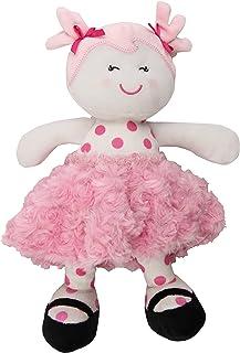 Baby Starters Plush Snuggle Buddy Baby Doll, Sugar N Spice Marisa