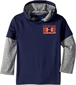 Under Armour Kids - Training Hoodie Slider (Toddler)