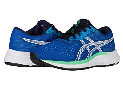 ASICS Kids GEL-Excite 7 (Little Kid/Big Kid) (Asics Blue/White) Boy
