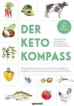 Der Keto-Kompass: Aktuelles Wissen über ketogene Ernährung, Ketone und Ketose – Wirkweisen, Anwendungen und Chancen (German Edition)
