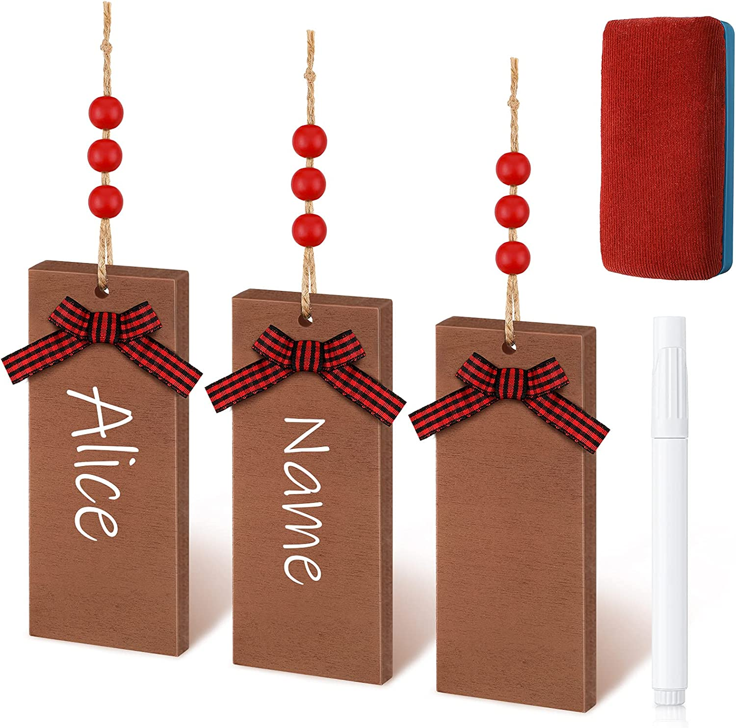 Jetec Detroit Mall Christmas Stockings Name Tags Pieces 3 Perso Set Including Minneapolis Mall