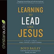 lead like jesus audiobook