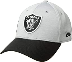 39Thirty Official Sideline Home Stretch Fit - Oakland Raiders