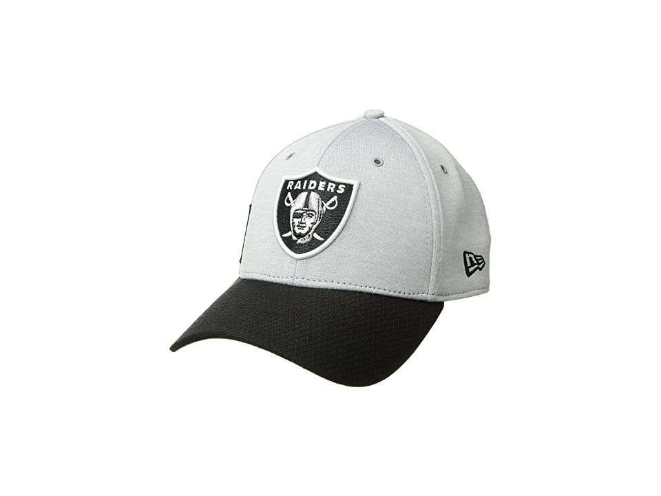 New Era - New Era 39Thirty Official Sideline Home Stretch Fit - Oakland Raiders