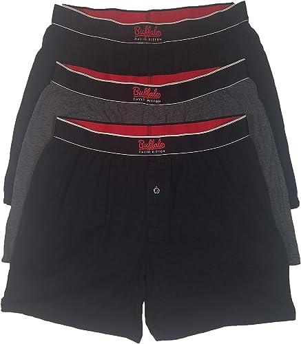 X-Large The Man The Legend Gray//Black Boxer Shorts for men