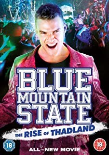 Blue Mountain State Rise Of Thad Land