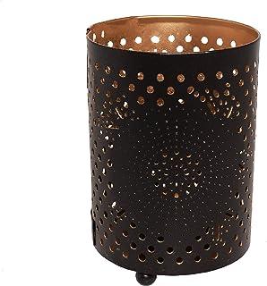 Hashcart Traditional Tea Light Candle Holder/Metal Candle Light Holder Set/Designer Votive Candle Holder Stand/Table Decor...