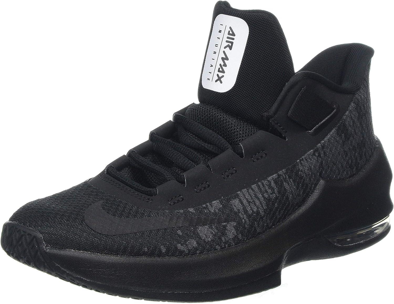Nike Jungen Air Max Infuriate 2 Mid (Gs) Basketballschuhe B07DYLPXM2  Sehr gute Klassifizierung