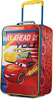lightning mcqueen rolling suitcase