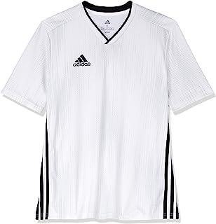 Adidas Australia Men's Tiro 19 Jersey (Short Sleeve), White/Black, L