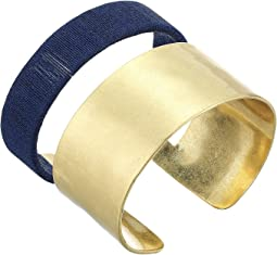 Lucky Brand - Wrapped Cuff Bracelet