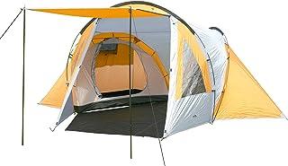 MONTIS HQ NEVADA DOME, 4 personer, premium campingtält, 440 x 370, 6,8 kg