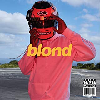 Frank Ocean - Blond Poster - Unframed 11x11 Inches Canvas Art Print