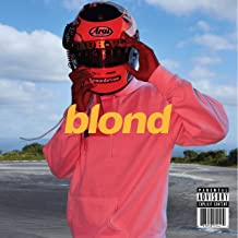 Frank Ocean - Blond Poster - Unframed 11x11 Inches Canvas Art Print