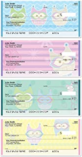 Give a Hoot Top Tear Value Priced Personal Checks (1 Box of Singles, Qty. 125)