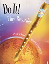 DO IT! PLAY RECORDER. BOOK 1