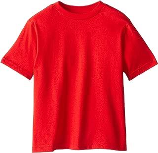 red toddler shirt boy