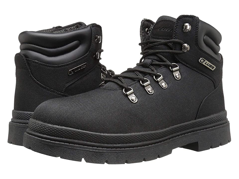 Lugz Grotto Ballistic (Black) Men