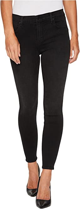 Alana High-Rise Crop Skinny in Dark Sanctify