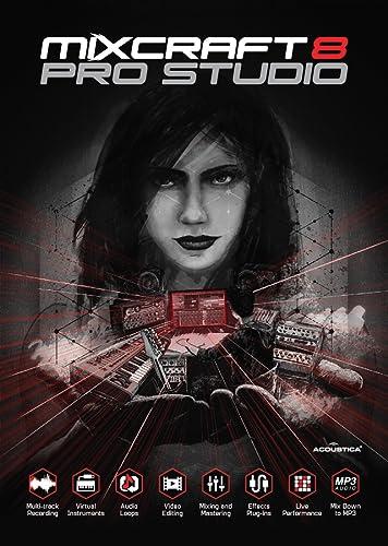 Mixcraft 8 Pro Studio [Télécharger] [Code Jeu ]
