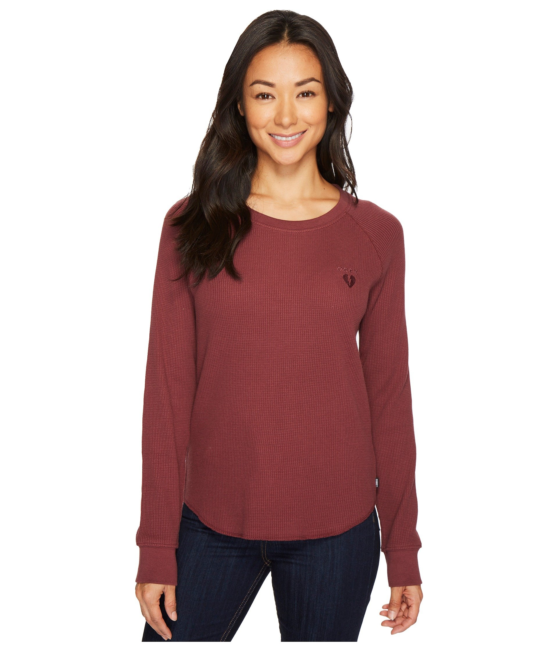 Obey Dune Thermal Top