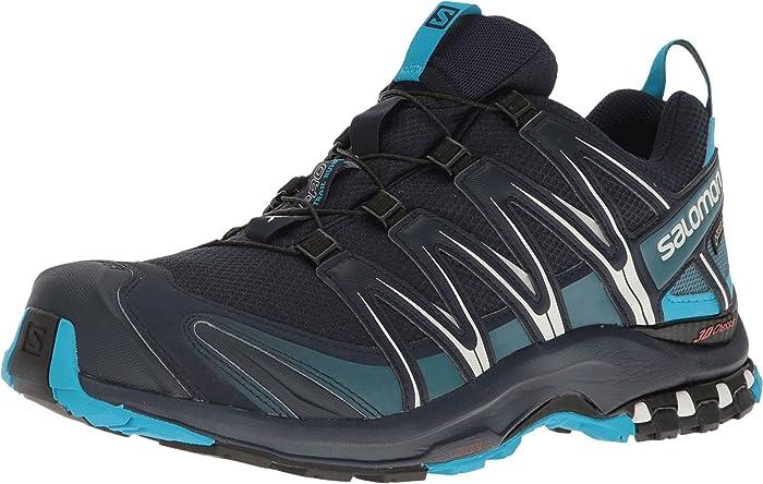 Salomon Women Xa Pro 3D Gore Tex Ultra Trail Running Shoe
