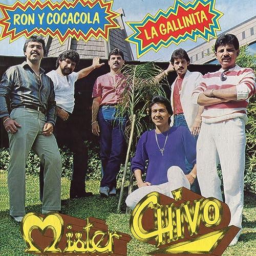 Ron Y Coca Cola de Mister Chivo en Amazon Music - Amazon.es