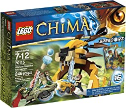 legends of chima lion