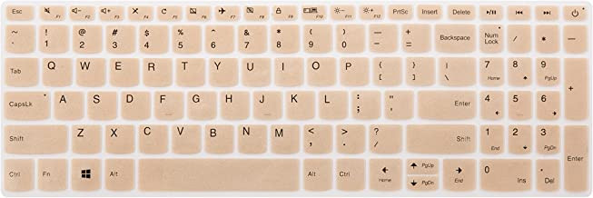 """Keyboard Cover Compatible Lenovo Yoga 730 2 In 1 13.3/"""" /& 15.6/"""" Ultra Thin Soft T"""