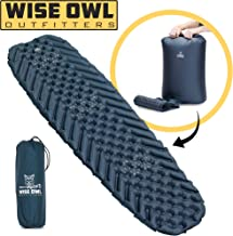 double inflatable camping mat